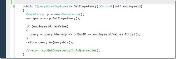 GetCompetency