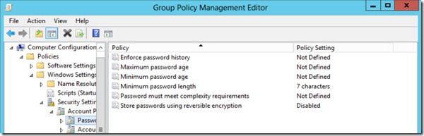 GroupSecurityPolicy