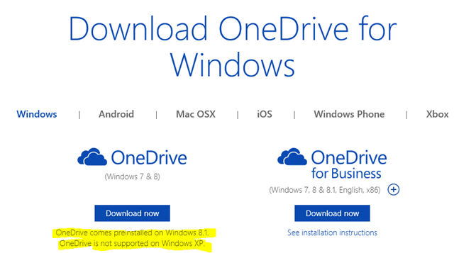 Download onedrive win 8 | onedrive (desktop) and windows 8 1