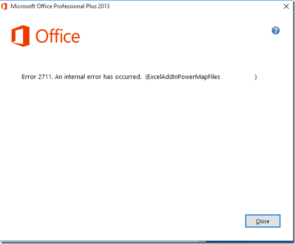 officeerror