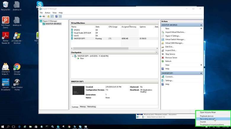 Microphone not working in Windows 10 | Chanmingman's Blog